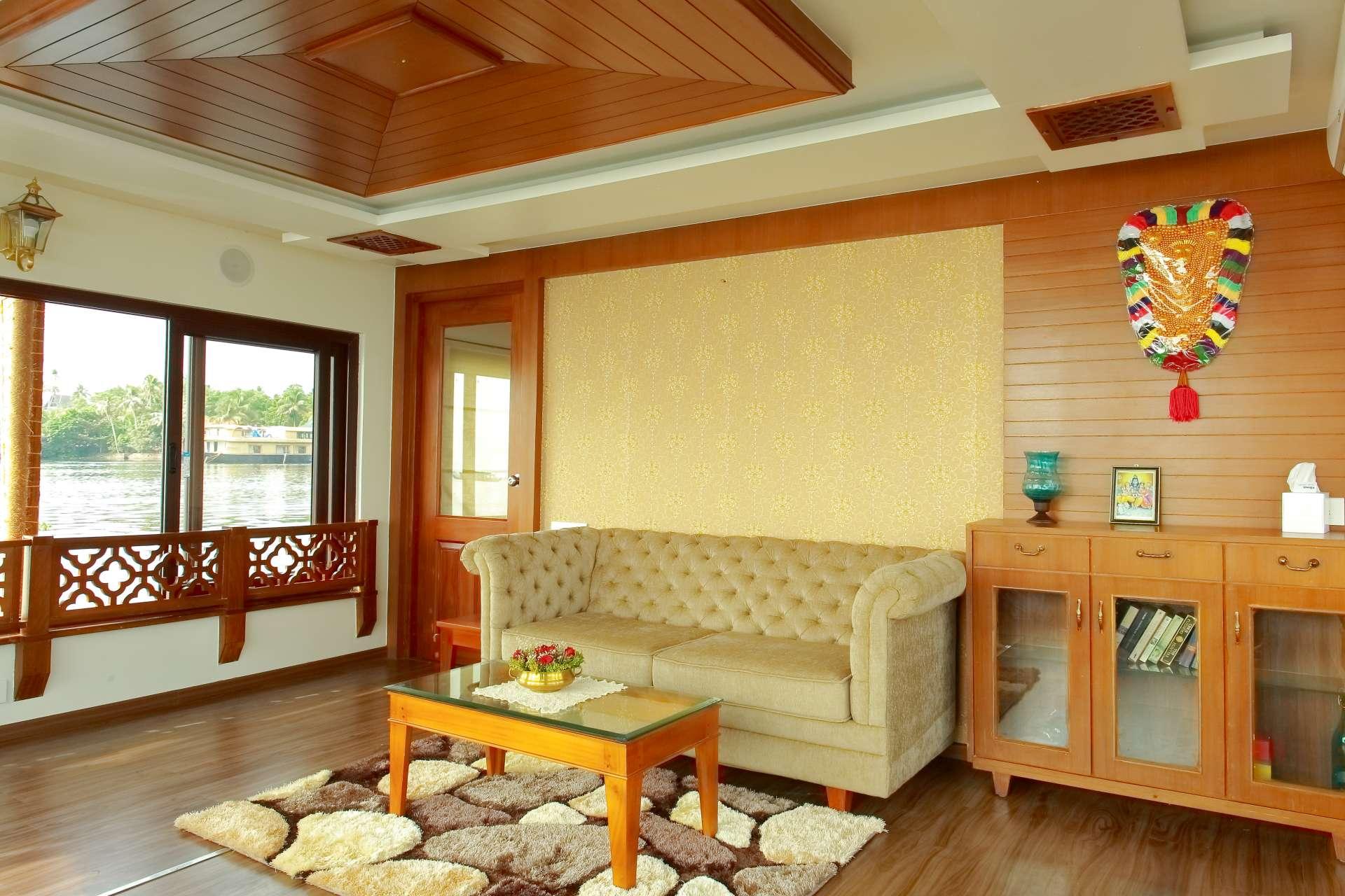 Ultra Luxury Houseboat in Kerala